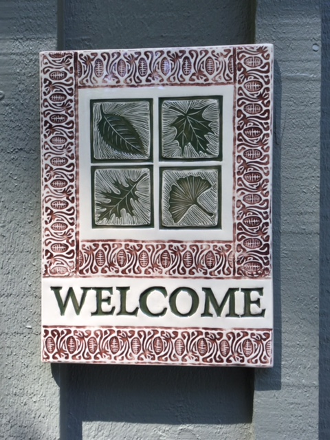 Welcome Tile
