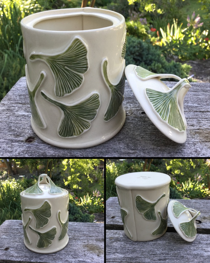 Gingko Container