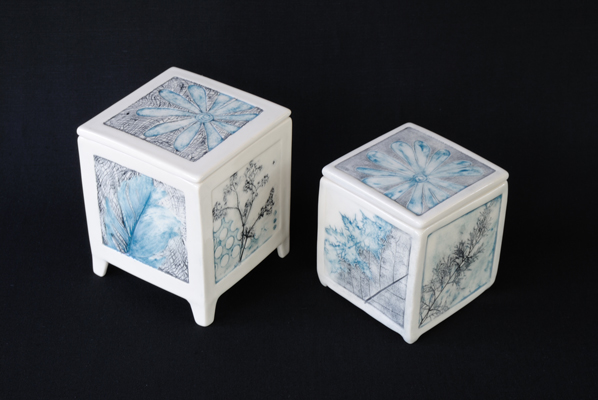 Collagraph Boxes