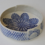 Round Lace Bowl